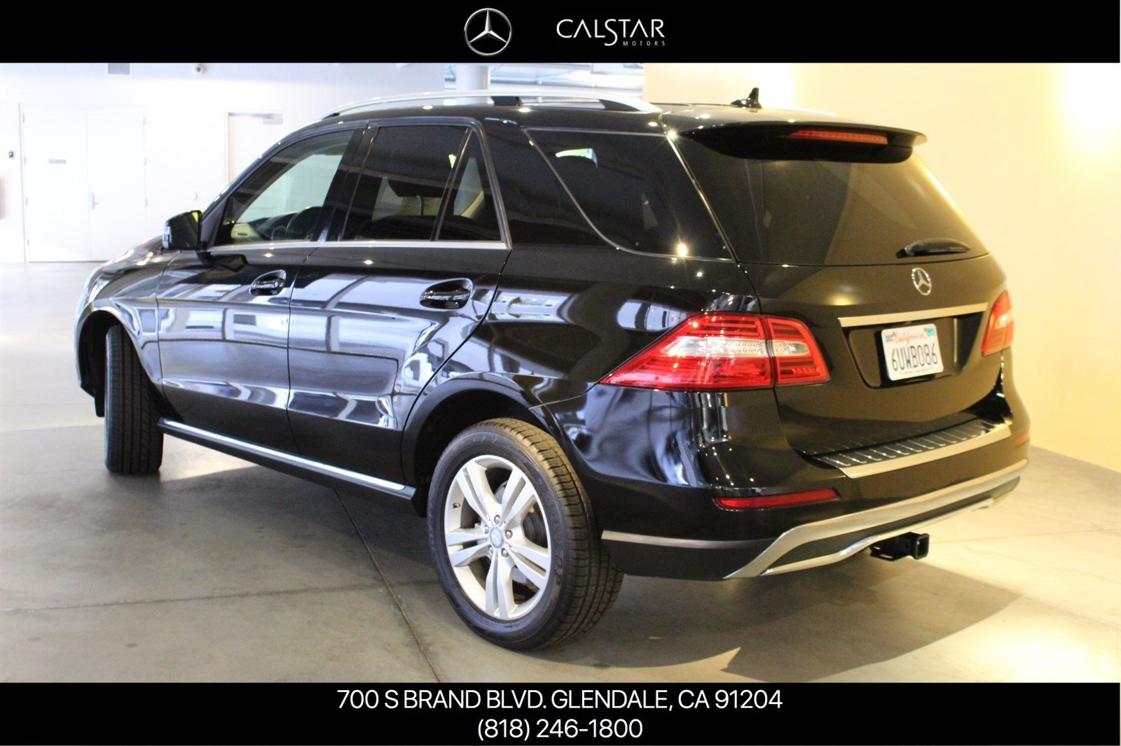 pre-owned 2012 mercedes-benz m-class ml 350 suv in glendale