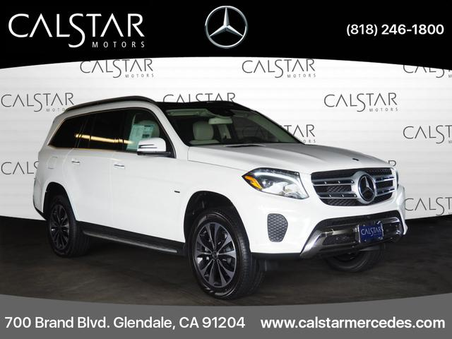 New 2019 Mercedes Benz Gls Gls 450 4matic Suv Awd Gls 450 4matic