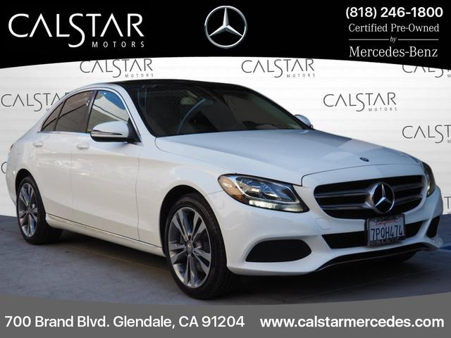 מעולה Certified Pre-Owned 2016 Mercedes-Benz C-Class C 300 SEDAN in OS-36