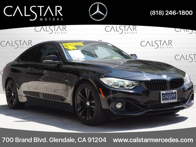 Pre-Owned 2014 BMW 4 Series 2dr Cpe 428i RWD