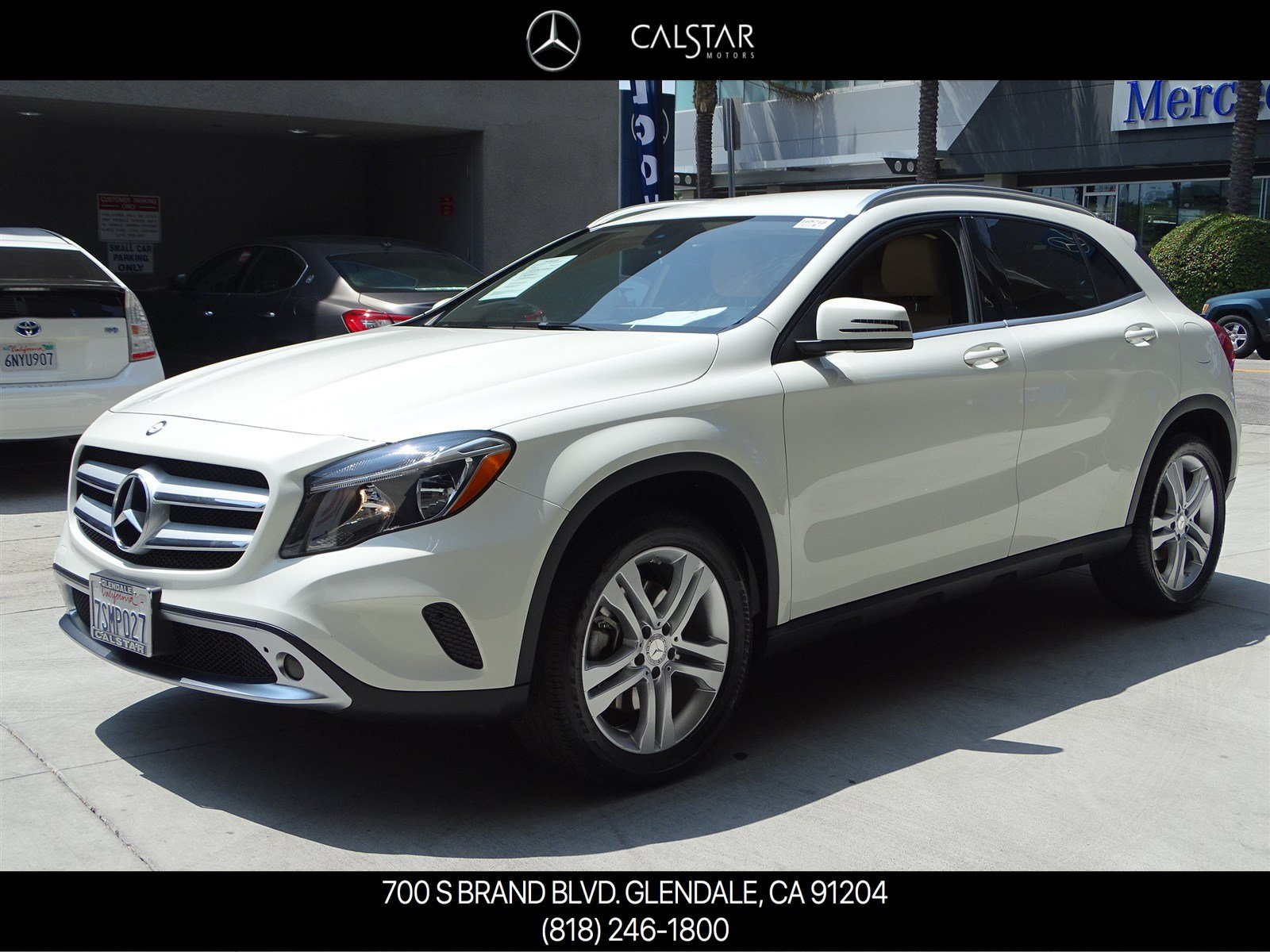 Pre owned 2016 mercedes benz gla gla 250 suv in glendale for Calstar mercedes benz