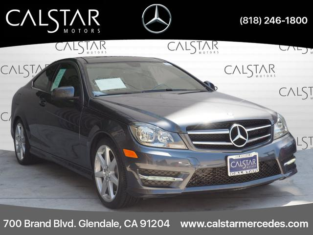 Certified Pre-Owned 2015 Mercedes-Benz C-Class C 250