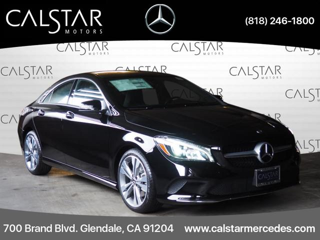 New 2019 Mercedes Benz Cla Cla 250 Coupe In Glendale 19m674