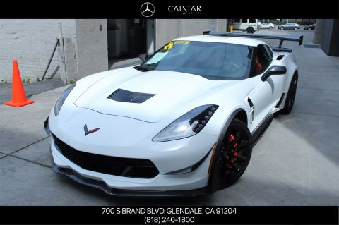Pre-Owned 2017 Chevrolet Corvette Grand Sport 1LT RWD 2dr Car