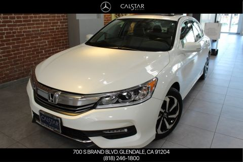 Pre-Owned 2016 Honda Accord Sedan EX-L FWD 4dr Car