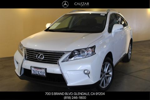 Pre-Owned 2015 Lexus RX 350 FWD Sport Utility