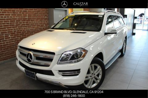Certified Pre-Owned 2015 Mercedes-Benz GL 450 AWD 4MATIC® SUV