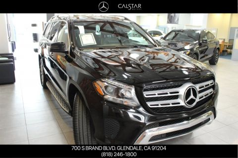 Certified Pre-Owned 2017 Mercedes-Benz GLS 450 AWD