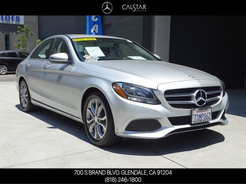 Pre-Owned 2016 Mercedes-Benz C 300 RWD 4dr Car