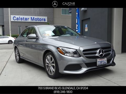 Pre-Owned 2016 Mercedes-Benz C 300 RWD SEDAN