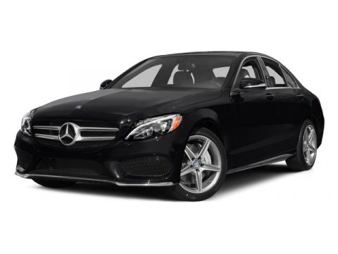 Pre-Owned 2015 Mercedes-Benz C 300 Luxury AWD 4MATIC® 4dr Car