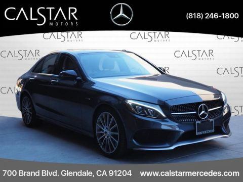 Certified Pre-Owned 2016 Mercedes-Benz C 450 AWD