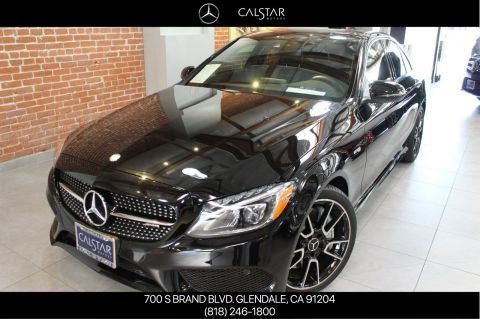 Pre-Owned 2017 Mercedes-Benz C-Class AMG® C 43 Sedan AWD