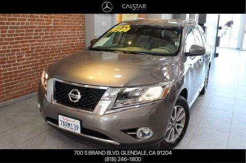 Pre-Owned 2013 Nissan Pathfinder SL AWD
