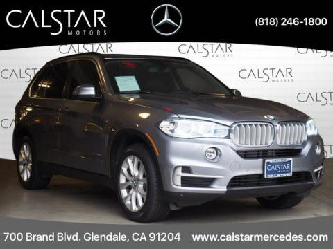 Pre-Owned 2016 BMW X5 AWD 4dr xDrive40e