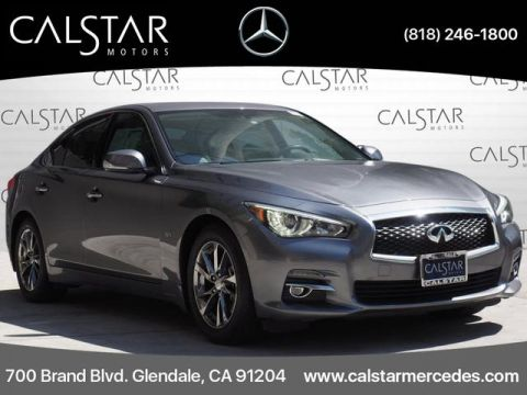 Pre-Owned 2017 INFINITI Q50 3.0t Signature Edition RWD RWD 3.0T Signature Edition 4dr Sedan