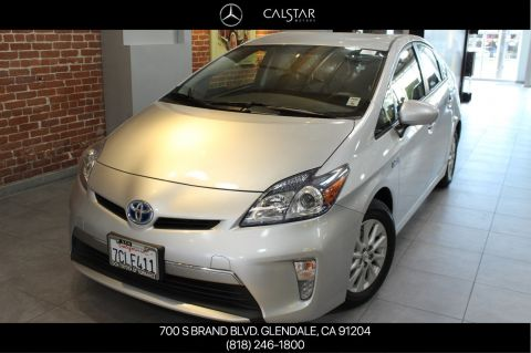 Pre-Owned 2013 Toyota Prius Plug-In FWD Hatchback