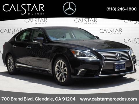 Pre-Owned 2016 Lexus LS 460 With Navigation