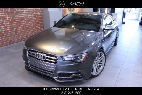 Pre-Owned 2015 Audi S5 Premium Plus AWD