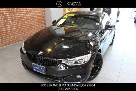Pre-Owned 2014 BMW 4 Series 428i RWD 2dr Car