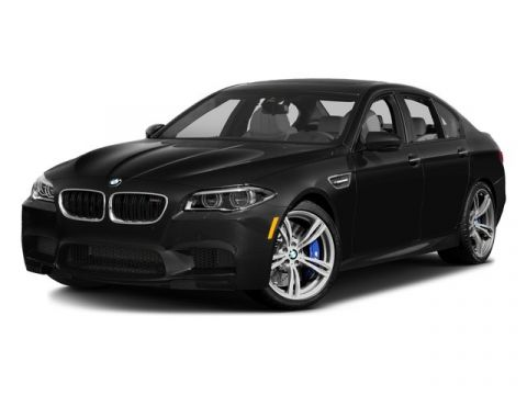 Pre-Owned 2016 BMW M5 With Navigation