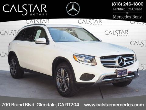 Certified Pre-Owned 2016 Mercedes-Benz GLC 300 RWD SUV