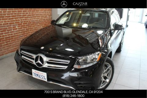 Pre-Owned 2016 Mercedes-Benz GLC 300 Sport RWD SUV