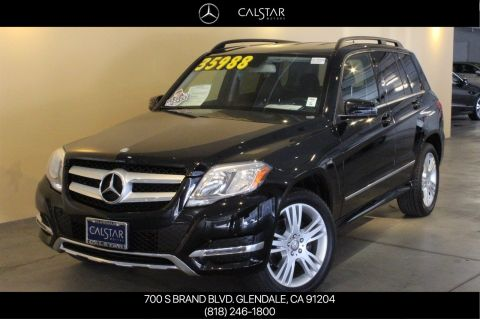 Certified Pre-Owned 2015 Mercedes-Benz GLK 250 AWD 4MATIC® SUV