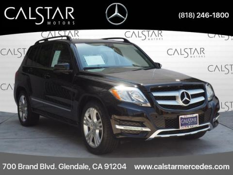 Pre-Owned 2015 Mercedes-Benz GLK 350 RWD SUV