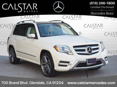 Certified Pre-Owned 2015 Mercedes-Benz GLK 350 RWD SUV