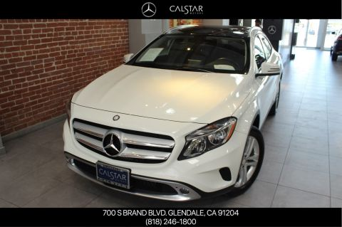 Pre-Owned 2015 Mercedes-Benz GLA 250 FWD SUV