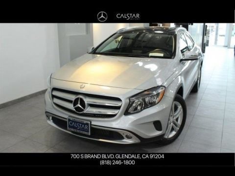 Certified Pre-Owned 2015 Mercedes-Benz GLA 250 FWD SUV