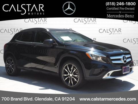 Certified Pre-Owned 2015 Mercedes-Benz GLA FWD 4dr GLA 250
