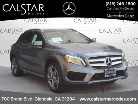 Certified Pre-Owned 2016 Mercedes-Benz GLA 250 Sport FWD SUV