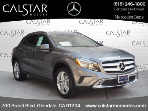 Certified Pre-Owned 2015 Mercedes-Benz FWD 4dr GLA 250 FWD GLA 250 4dr SUV