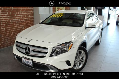 Pre-Owned 2015 Mercedes-Benz GLA GL 250 FWD SUV