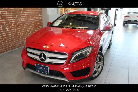 Pre-Owned 2015 Mercedes-Benz GLA 250 Sport AWD