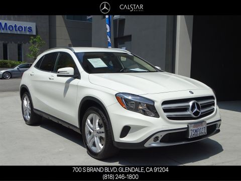 Pre-Owned 2016 Mercedes-Benz GLA 250 AWD 4MATIC® SUV