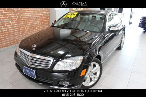 Pre-Owned 2008 Mercedes-Benz C-Class 3.0L Sport RWD 4dr Car