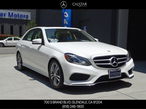 Certified Pre-Owned 2015 Mercedes-Benz E 250 Sport RWD SEDAN