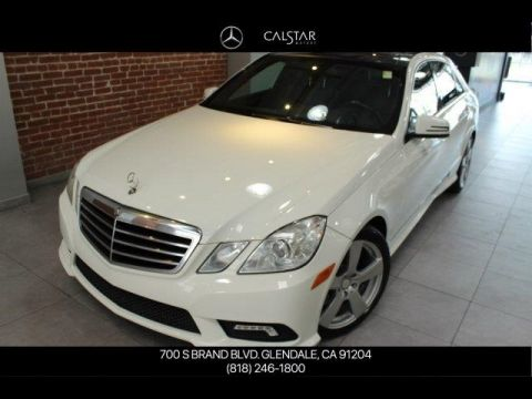 Pre-Owned 2011 Mercedes-Benz E 350 Sport RWD SEDAN