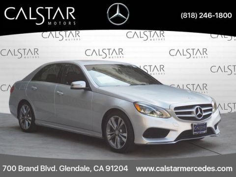 Pre-Owned 2016 Mercedes-Benz E-Class E 350 Sport