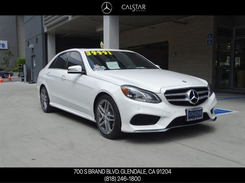Pre-Owned 2015 Mercedes-Benz E 350 Sport RWD 4dr Car