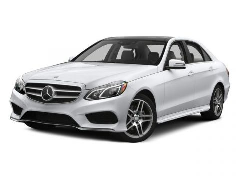 Certified Pre-Owned 2015 Mercedes-Benz E 350 Sport RWD 4dr Car