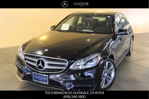 Certified Pre-Owned 2015 Mercedes-Benz E 350 Sport RWD SEDAN