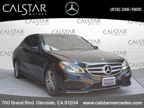 Pre-Owned 2014 Mercedes-Benz E 350 Sport RWD SEDAN