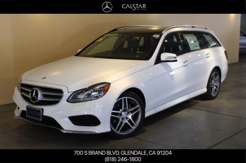 Pre-Owned 2016 Mercedes-Benz E 350 Sport AWD 4MATIC® Station Wagon