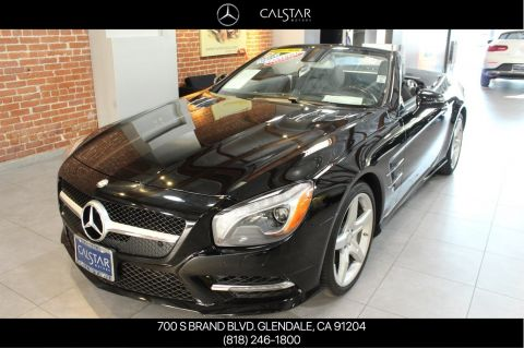 Pre-Owned 2014 Mercedes-Benz SL-Class SL 550 RWD COUP/RDST