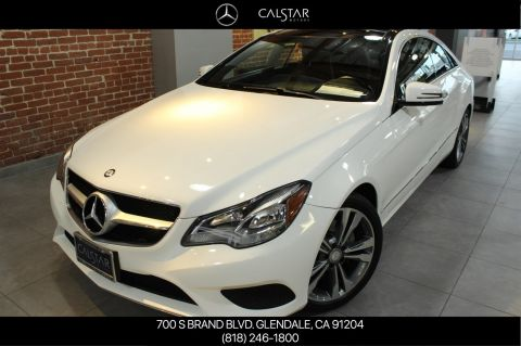 Pre-Owned 2015 Mercedes-Benz E 400 RWD COUPE