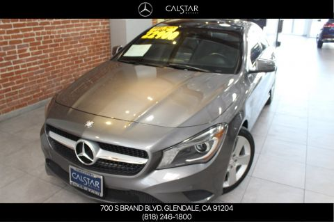 Pre-Owned 2015 Mercedes-Benz CLA 250 FWD Coupe